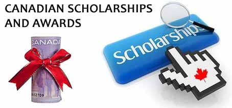 Canada Scholarships Student Awards