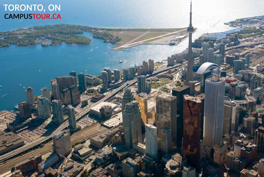 Ontario Colleges Virtual Campus Tours Maps Toronto Ottawa Campus Tour Ca